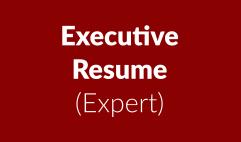 Executive Resume (Expert)