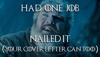 5 Tips to Write a Cover Letter That Slays Dragons